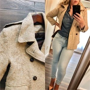 Urban Outfitters Pea Coat